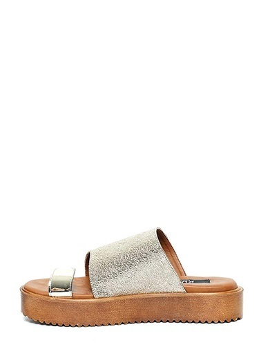 Kuum Sandalet Altın